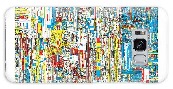 Visualization Galaxy Case - 111469 Digits Of Pi by Martin Krzywinski