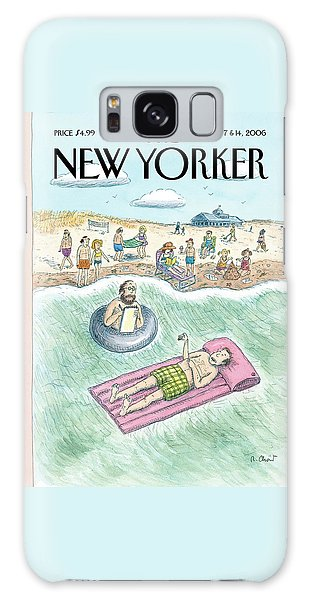 New Yorker August 7th, 2006 Galaxy Case