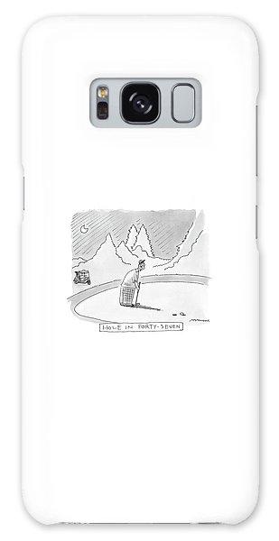 New Yorker August 21st, 2000 Galaxy Case
