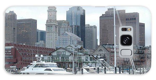 Boston Harbor Galaxy Case
