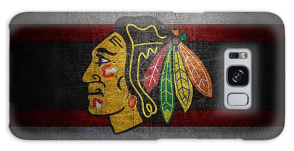 Chicago Blackhawks Galaxy Case