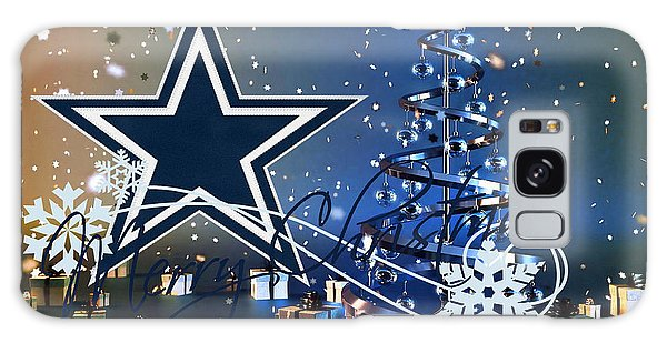 Dallas Cowboys Galaxy Case