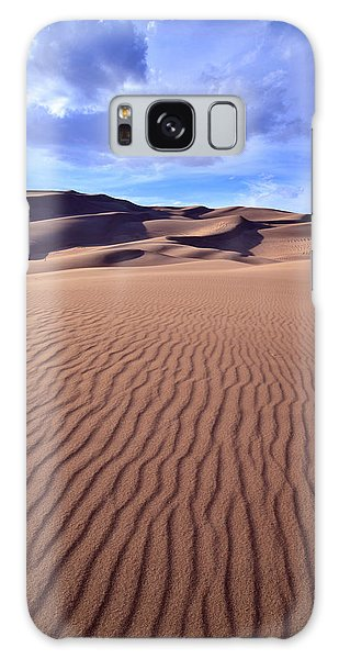 Great Sand Dunes Galaxy Case by Ray Mathis