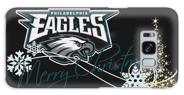Philadelphia Galaxy Case - Philadelphia Eagles by Joe Hamilton