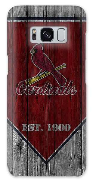 St Louis Cardinals Galaxy Case