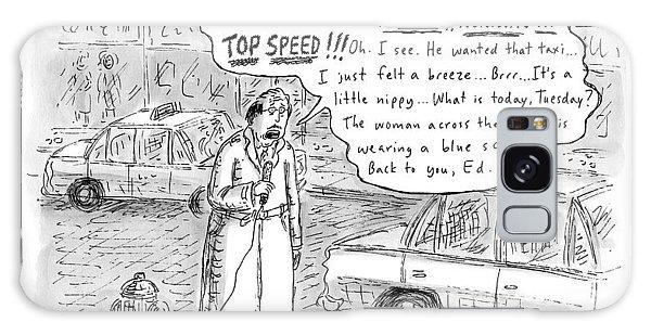New Yorker February 9th, 2009 Galaxy Case