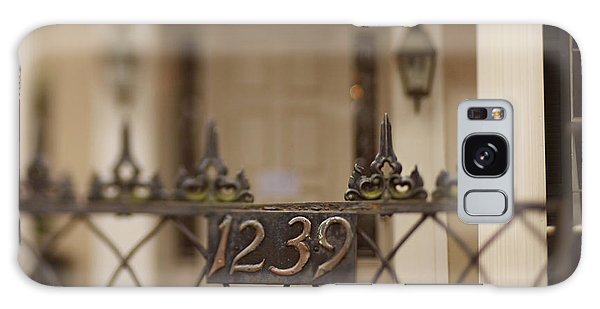 1239 Gate Galaxy Case by Heather Green