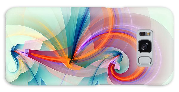 Horizontal Galaxy Case - 1260 by Lar Matre