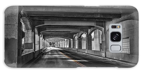 12th Street Bridge Galaxy Case