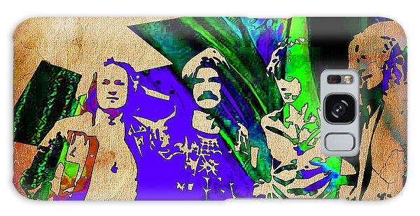 Led Zeppelin Galaxy Case by Marvin Blaine