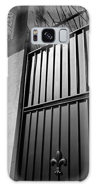 New Orleans Door Galaxy Case