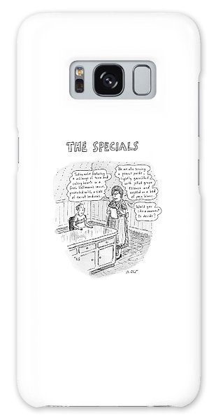 The Specials Galaxy Case