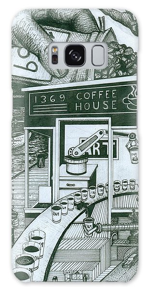 1369 Coffee House Galaxy Case