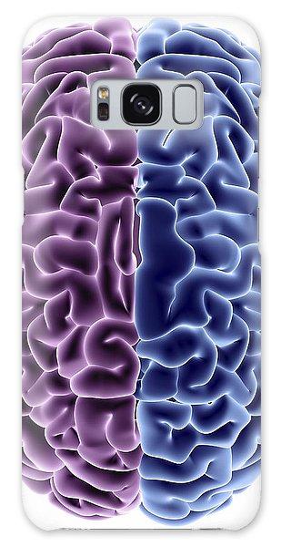 Nervous System Galaxy Case - Human Brain by Pasieka