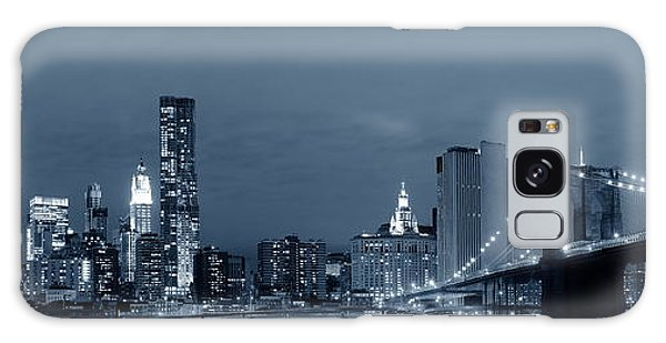 Manhattan Downtown Galaxy Case