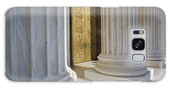 Usa, Washington, D Galaxy Case by Jaynes Gallery