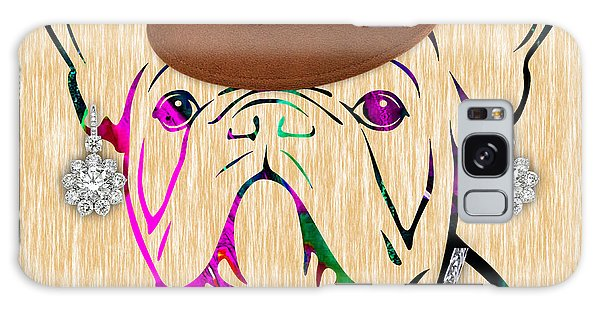 French Bulldog Collection Galaxy Case by Marvin Blaine