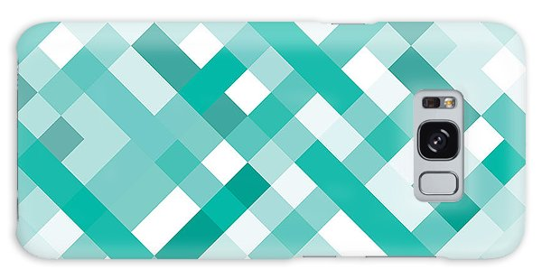 Geometric Galaxy Case by Mike Taylor