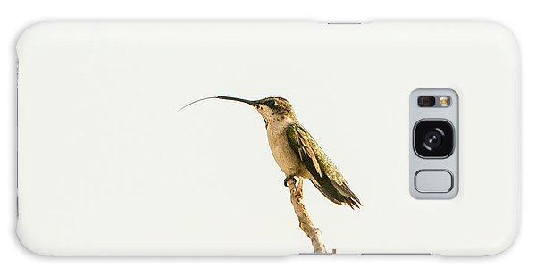 Hummingbirds Galaxy Case