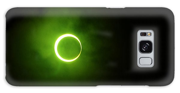 15 January 2010 Solar Eclipse Maldives Galaxy Case