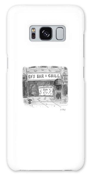 New Yorker November 14th, 2016 Galaxy Case