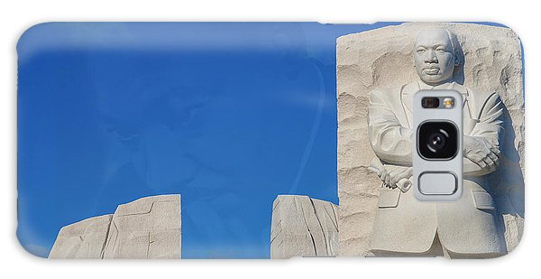 Martin Luther King Jr Memorial Galaxy Case