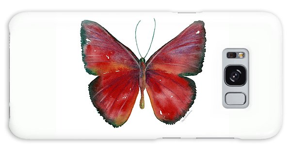 16 Mesene Rubella Butterfly Galaxy Case
