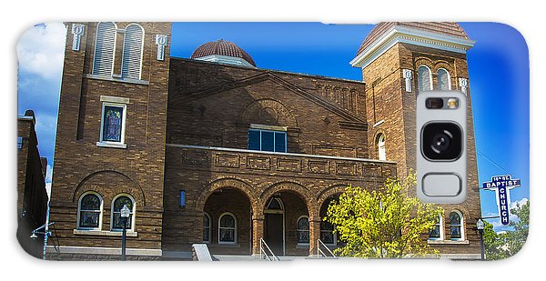 16th Street Baptist Church Galaxy Case