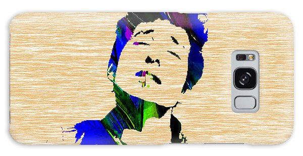 Bob Dylan Collection Galaxy Case by Marvin Blaine