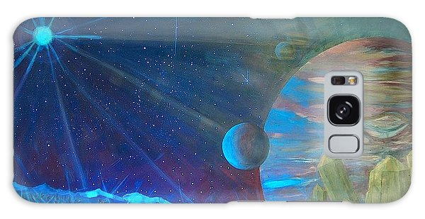 Cosmic Light Series Galaxy Case