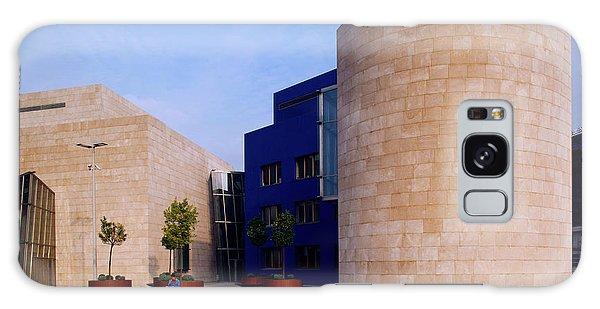 Gehry Galaxy Case - Spain, Basque Country Region, Vizcaya by Walter Bibikow