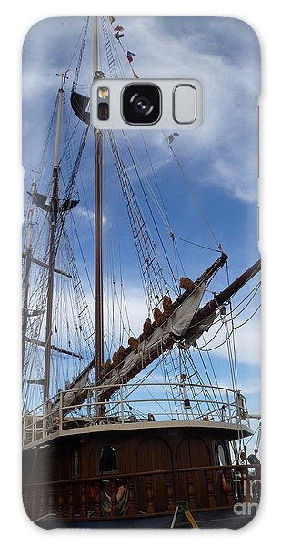 1812 Tall Ships Peacemaker Galaxy Case