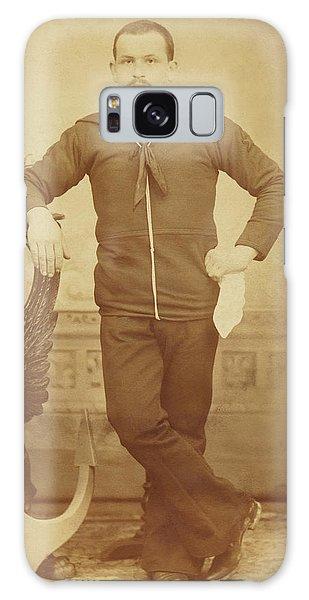 1880s Italian Sailor Galaxy Case