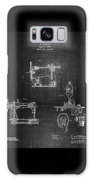 1885 Singer Sewing Machine Galaxy Case