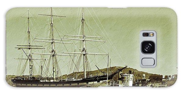 1886 Balclutha Galaxy Case by Holly Blunkall