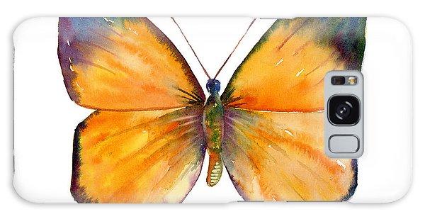 19 Delias Anuna Butterfly Galaxy Case