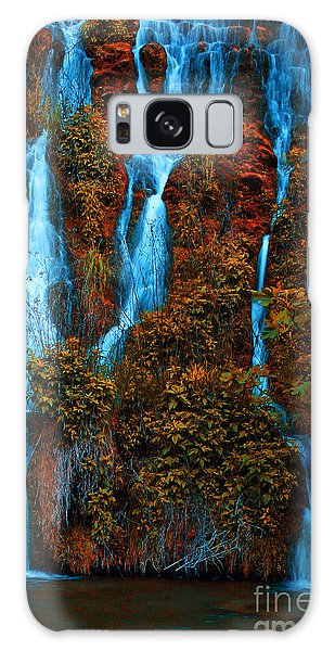 Waterfall Galaxy Case by Odon Czintos