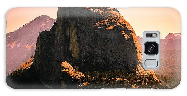 Yosemite National Park Galaxy Case by Celso Diniz