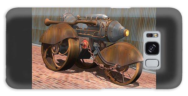 1902 Steam Trike Galaxy Case