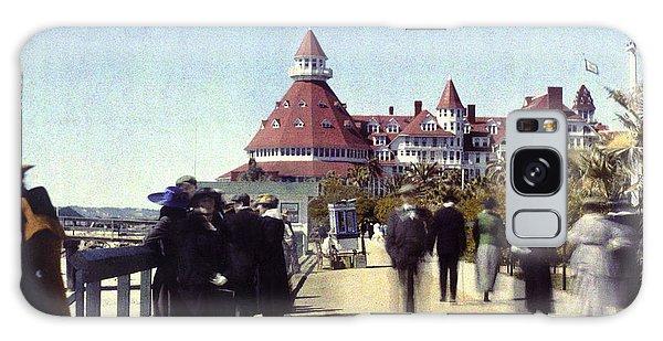 1906 Del Boardwalk Galaxy Case