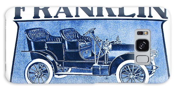1906 Franklin Galaxy Case by Steven Parker