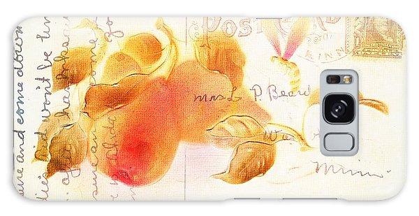 1907 Vintage Pears Postcard Galaxy Case