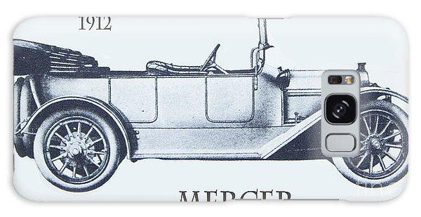 1912 Mercer Galaxy Case by Steven Parker