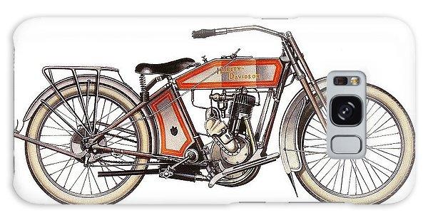 1914 Harley Davidson 35ci Model 10b Galaxy Case