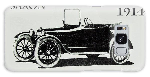 1914 Saxon Galaxy Case by Steven Parker