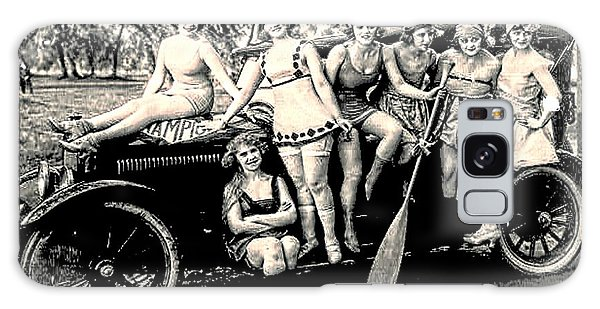 1919 Bathing Beauties Galaxy Case