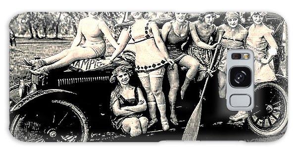 1919 Bathing Beauties Galaxy Case