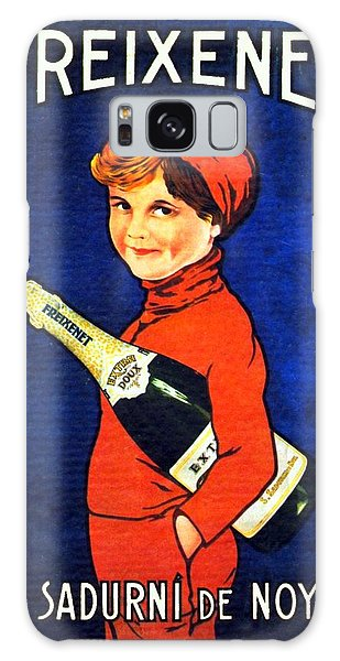 1920 - Freixenet Wines - Advertisement Poster - Color Galaxy Case