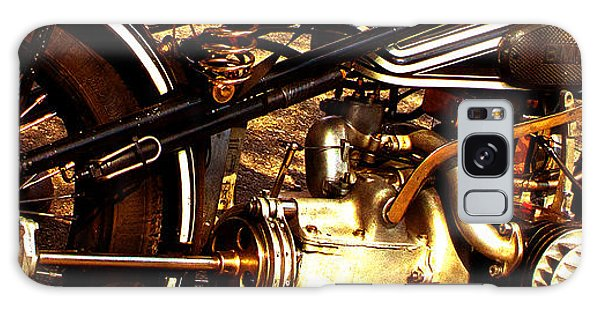 1928 Bmw Canonball Contender Galaxy Case by Jeff Kurtz