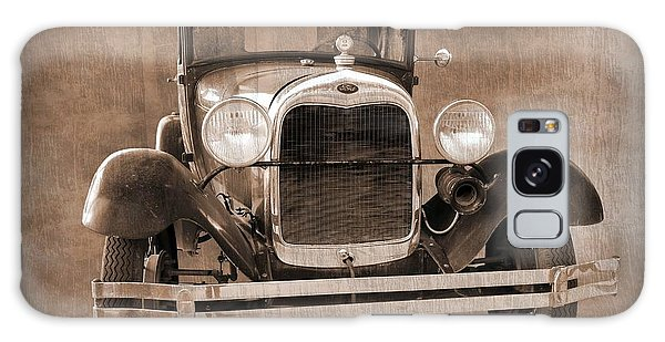 1928 Ford Model A Coupe Galaxy Case